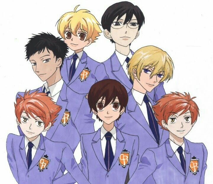 Pin By Bee Hoffman On Ouran High School Host Club High School