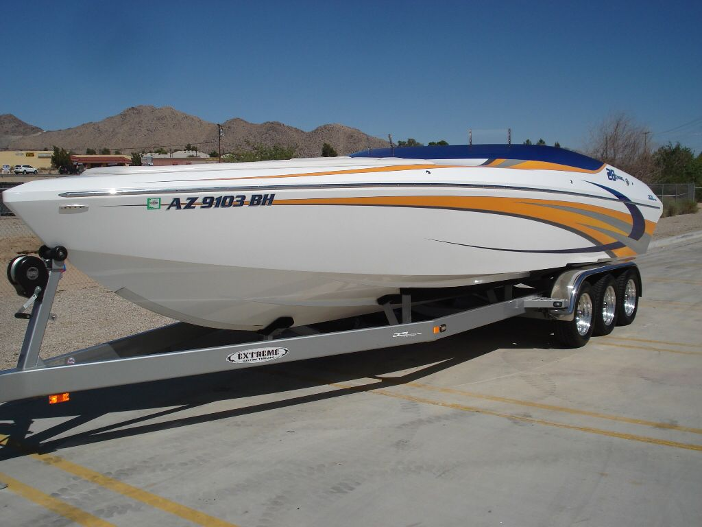 Used Crownline Lpx Limited Edition Farley Ia - Baja boat decals easy removalremoving vinyl striping from your boat hull youtube
