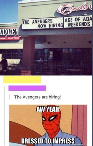 Sometimes Tumblr comments are the best part of the photo (20 - how to get the job you want