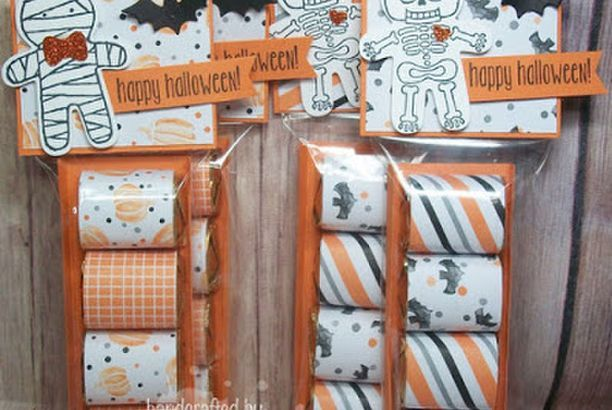 Halloween Nuggets It39s A Stamp Thing Ideas