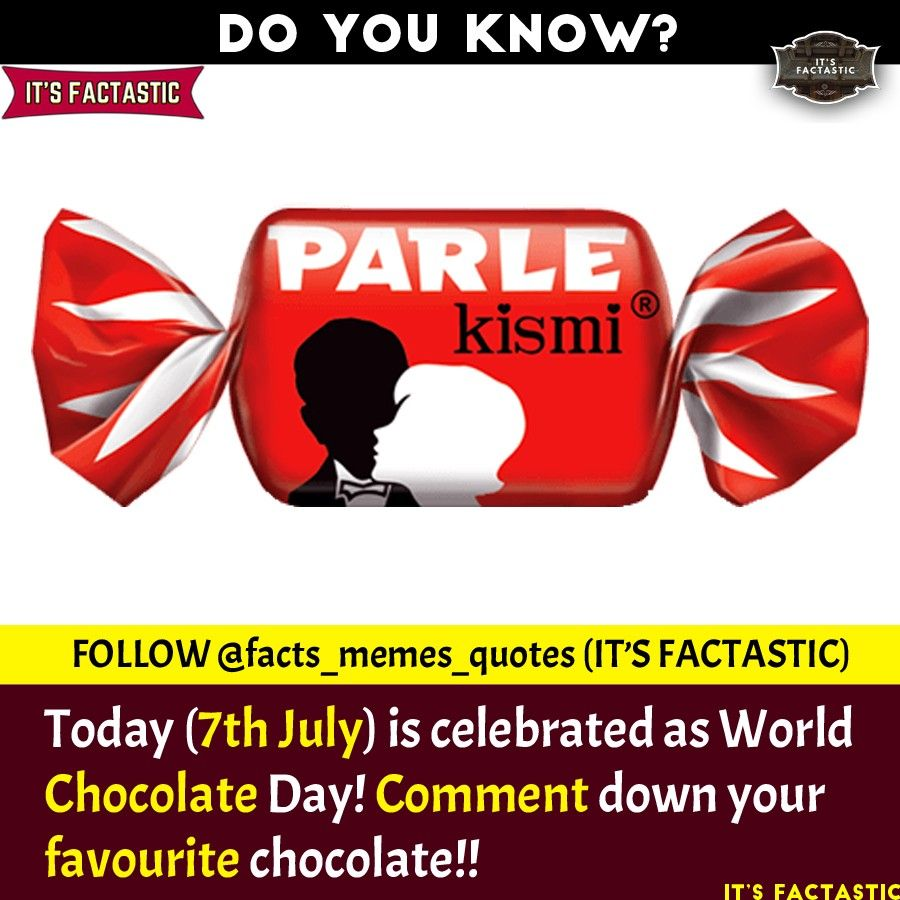 World Chocolate Day Chocolate Day Memes Quotes Facts