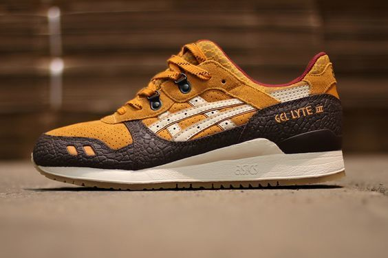 Baskets Asics Gel Lyte III #baskets #sneakers #sneakeraddict #mode #homme #