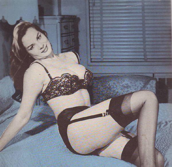 ae39f8885 Anita Ventura (Bazoom Burlesque) Vintage Lingerie