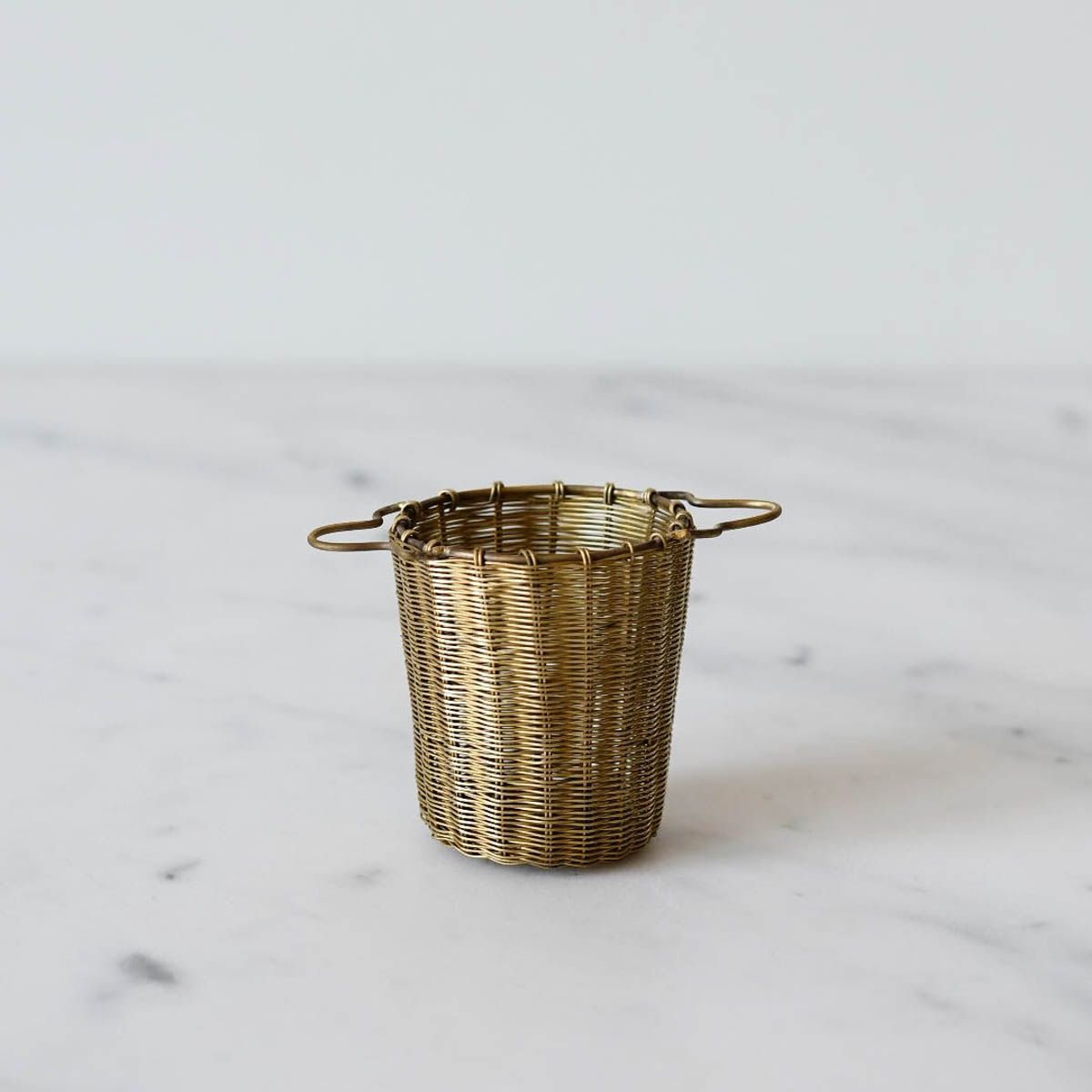 Brass tea strainer basket Tea strainer, Tea pots