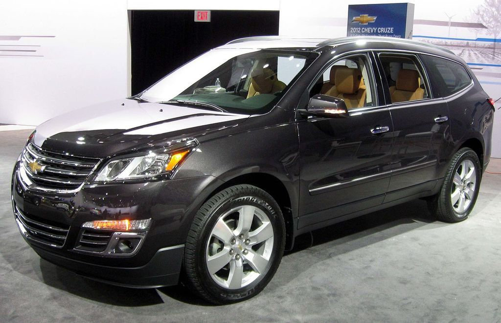 2017 Chevy Traverse Redesign Http Www Carstim Com 2017 Chevy Traverse Redesign Chevy Chevrolet Traverse Chevrolet