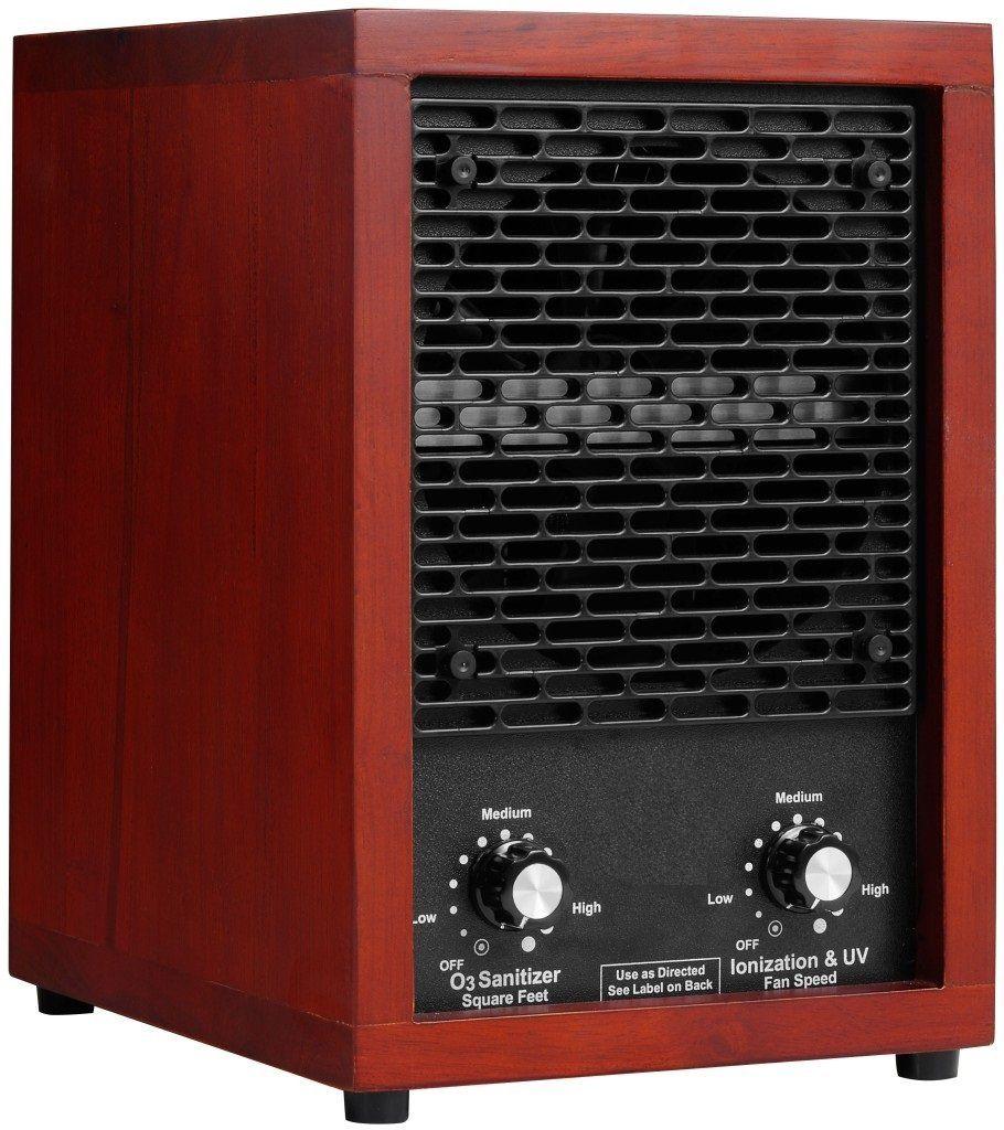 Living Fresh 3500 SQF Ozone Ionizer Cleaner Ionic Air