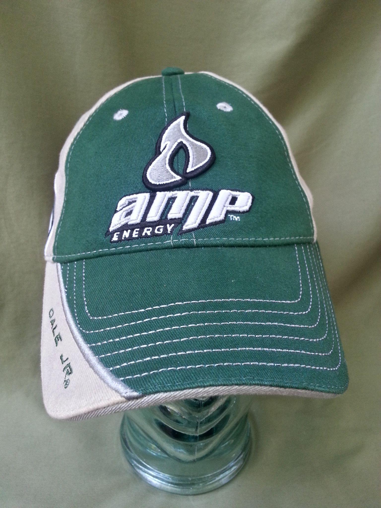 Dale Earnhardt Jr Amp Energy Drink Flex Fit Hat by Chase Authentics
