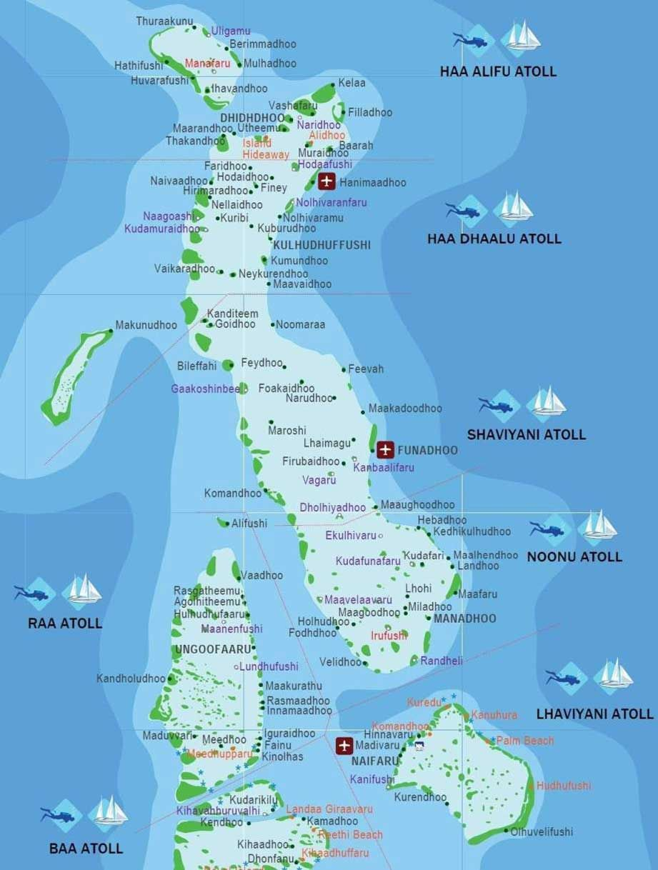 islas maldivas mapa | Islas | Pinterest | Maldives, Vacation and