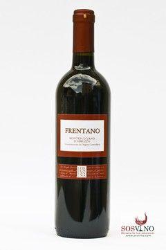 Montepulciano d'Abruzzo DOC FRentano Cantina Frentana , in vendita a 6,50 euro su @SOS Vino Srl , Vino semplice e sincero