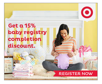 Target Free 60 Gift for Creating a Baby Registry
