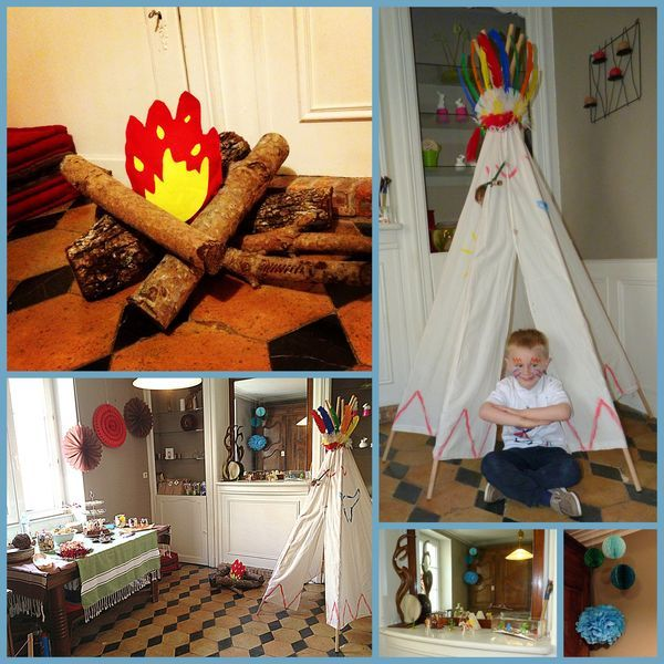d co feu de camp et tipi indianparty indian party pinterest feu de camp feu et indiens. Black Bedroom Furniture Sets. Home Design Ideas