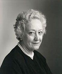 Eva Rubinstein portrait