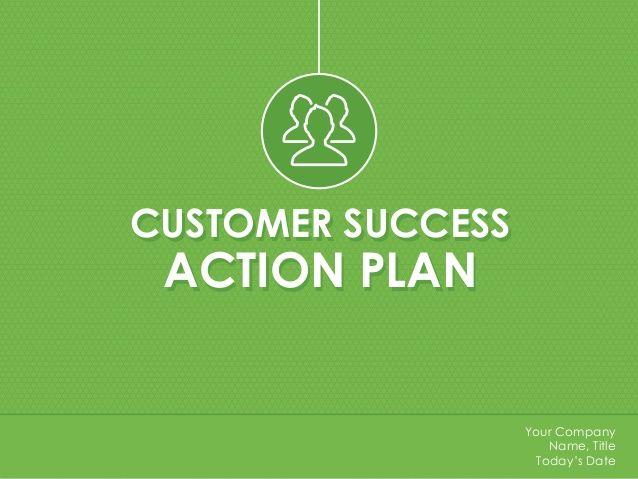 Customer Success Plan Template Customer success Pinterest - sample sales tracking