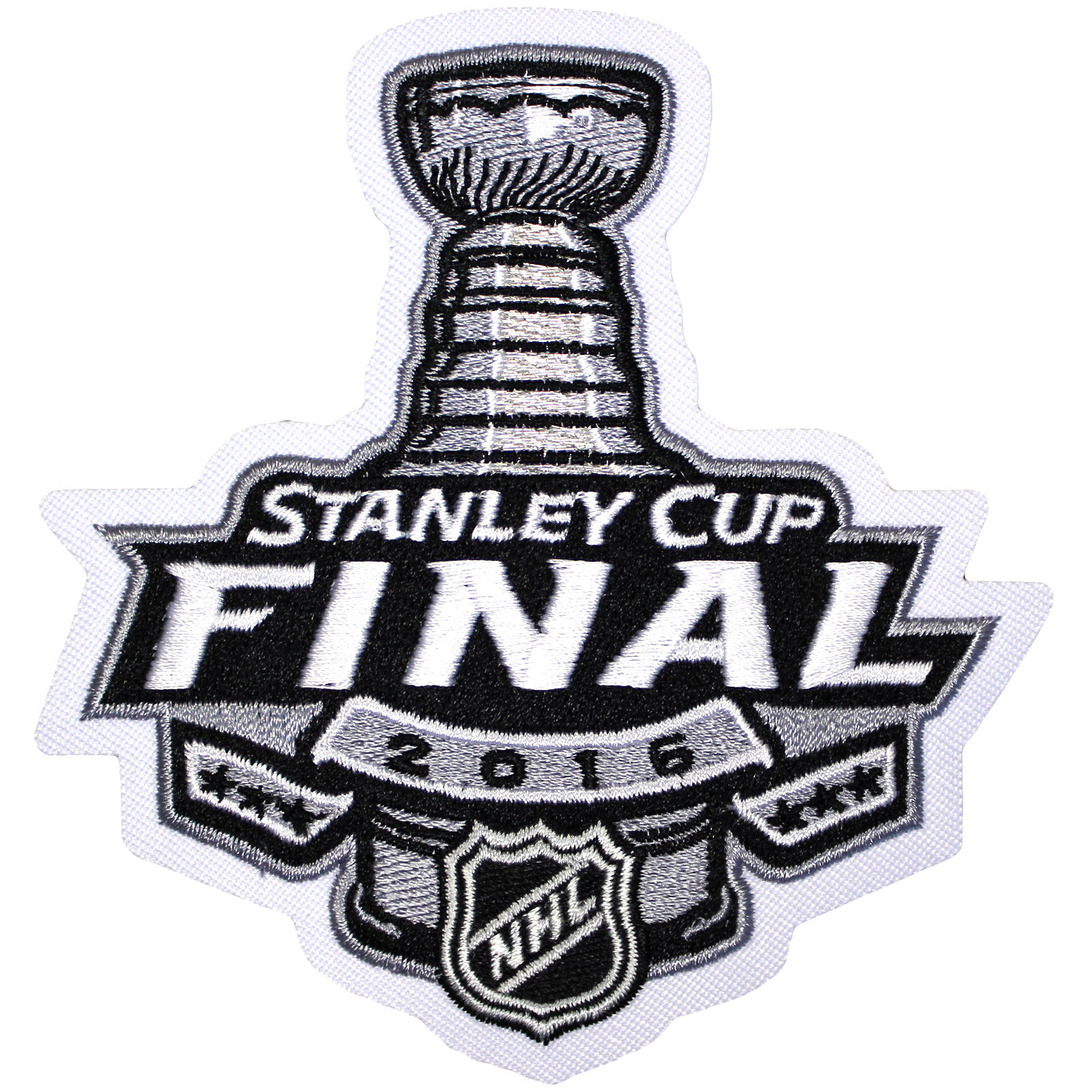 2f7228b0f  12.95 - 2016 Nhl Stanley Cup Final Logo Jersey Patch San Jose Sharks  Pittsburgh Penguins