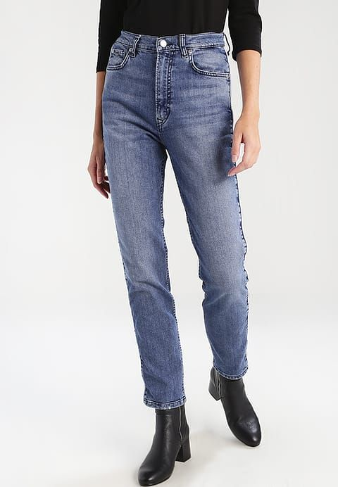 b234417bb Köp Pepe Jeans BETTY RETRO - Jeans straight leg - denim för 569,00 ...