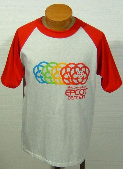 Retro Epcot Center Shirt Retro Disney Design Pinterest Epcot