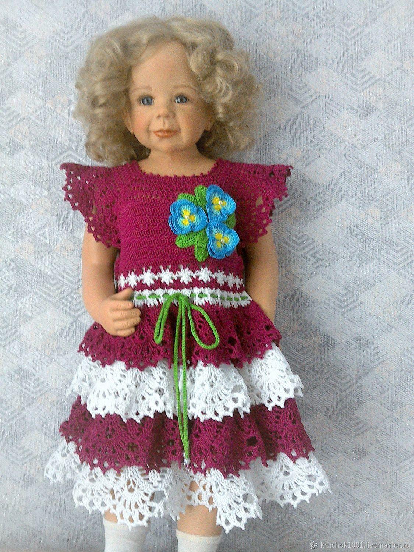 72067756beb0711 Одежда для девочек, ручной работы. Ярмарка Мастеров - ручная работа. Купить  Платье