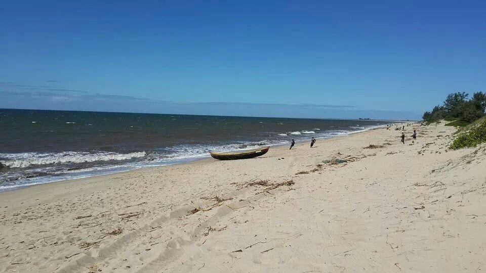 Praia da Macaneta, Maputo, Mozambique.