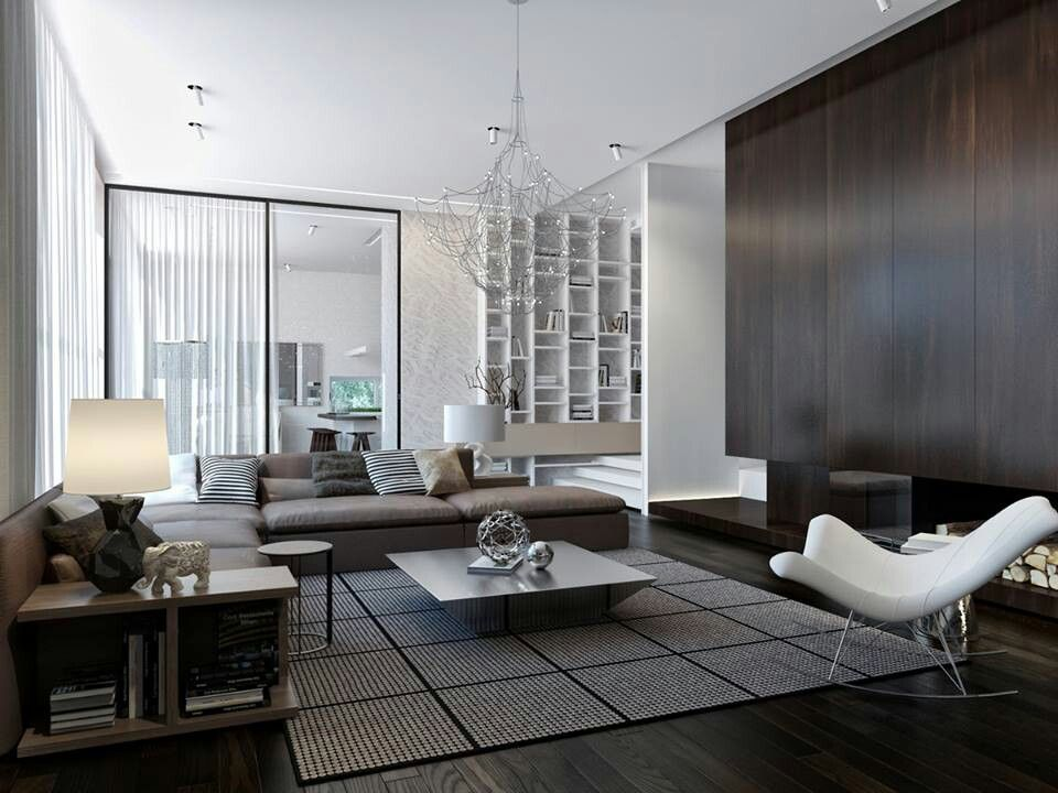Modern living room Living Room Pinterest Room, Living Room and