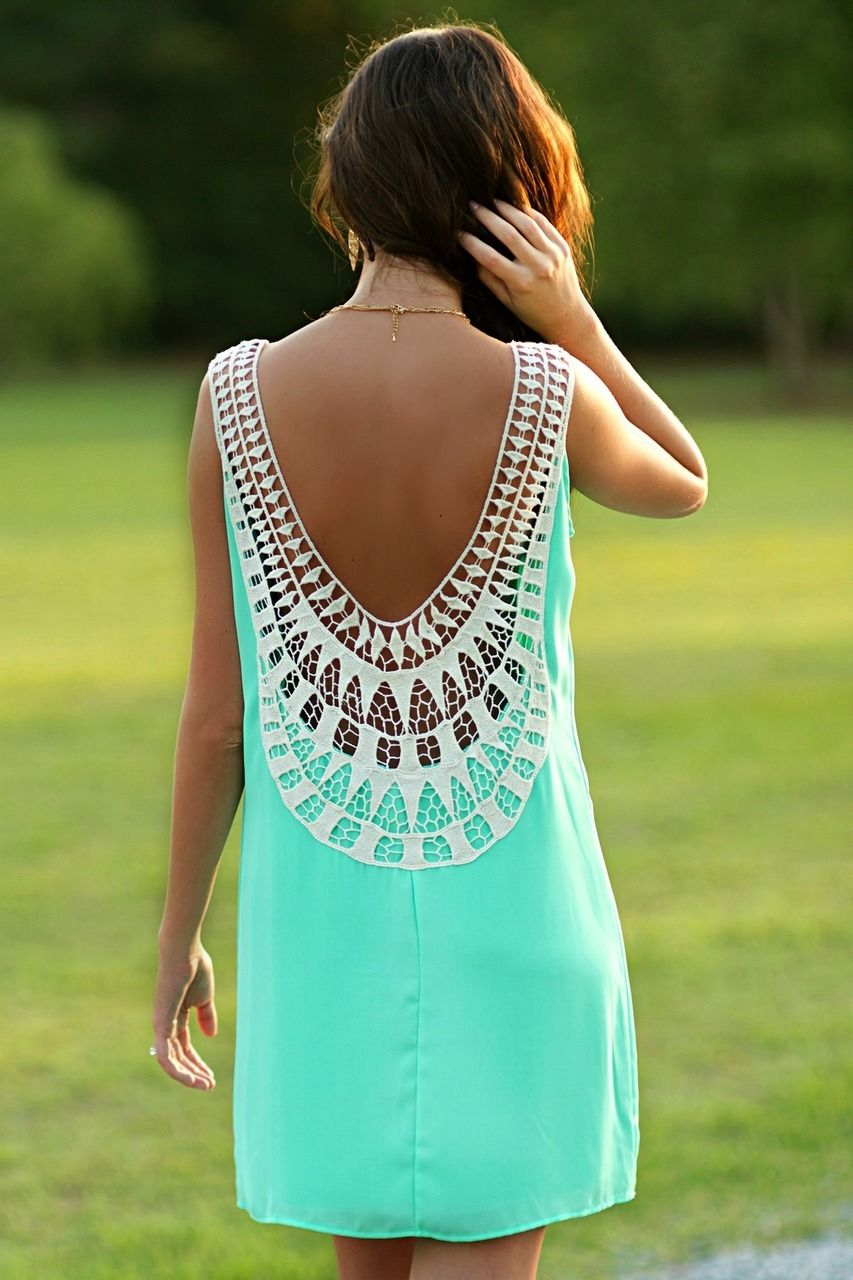 Light green lace dress  Neon Teal  Lace Dress  WANTTT  Pinterest  Lace dress Neon and Teal