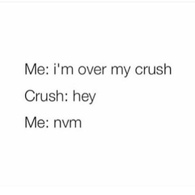 1094c017ac01aca23097258cbf254338 yup and this actually happened to me recently, cuz i don't see my,Crush Memes For Him