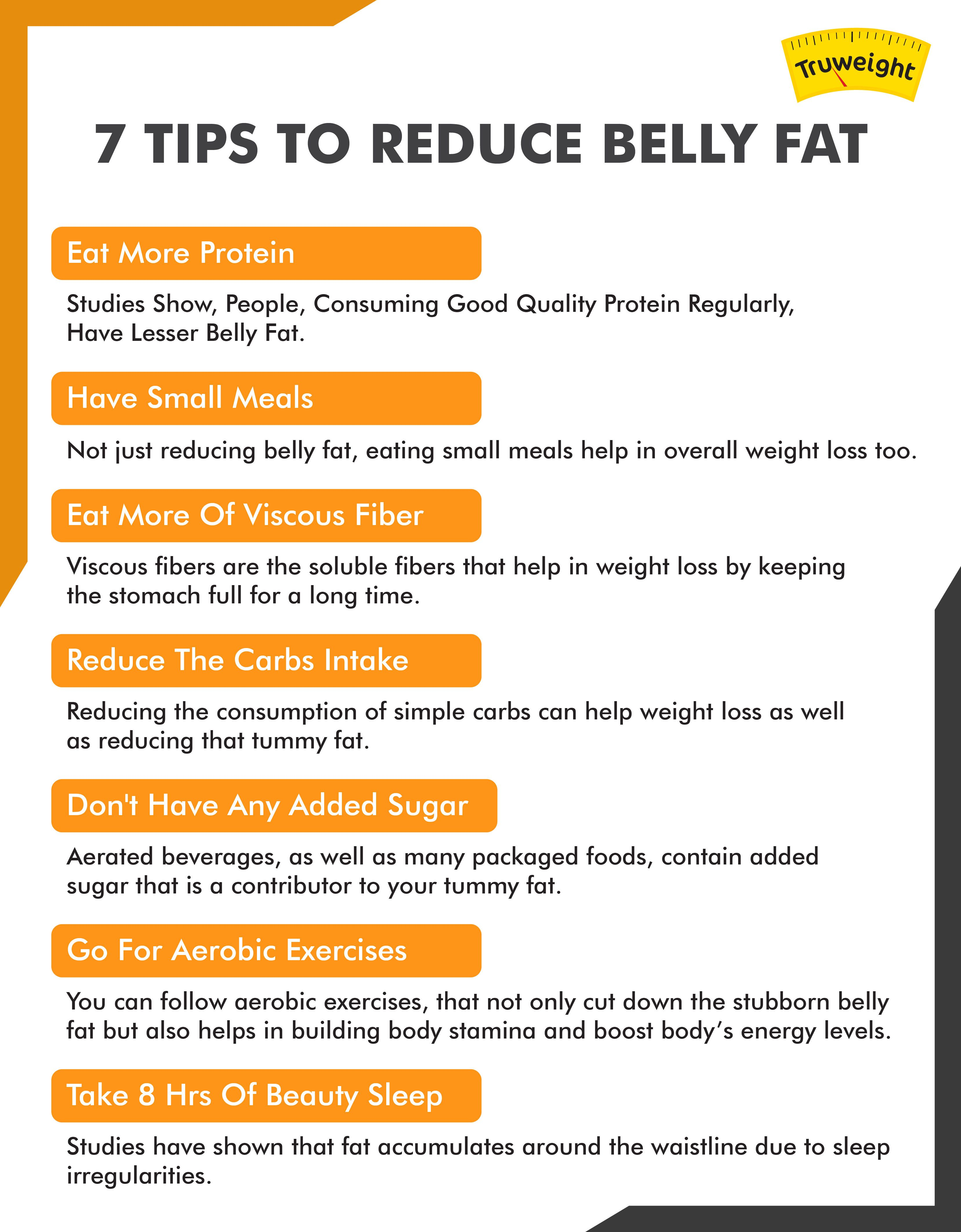 Pin on how to lose belly fat at home