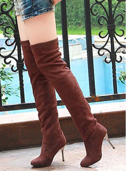 8e02a809 Botas Mosqueteras #botasaltas #botasmujer #botasmosqueteras #calzado #moda # mujer #botas