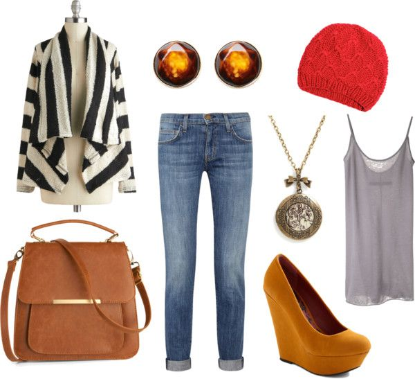 """""""Mahogany Muse"""" by lissy-rose-erickson on Polyvore"""