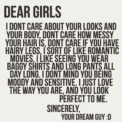 what i like about guys