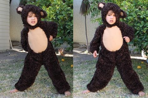 How to Make a Bear Costume (with Pictures)  sc 1 st  Pinterest & How to Make a Bear Costume | Bear costume and Costumes