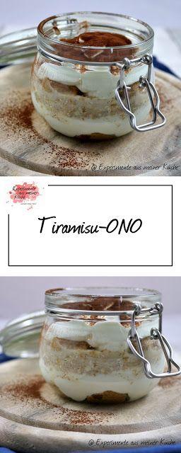 Tiramisu-Ono - Experimente aus meiner Küche