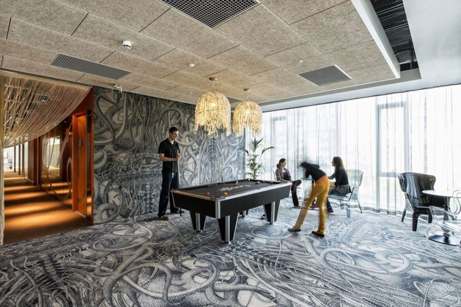 office game room. Ok, So This Isn\u0027t A Home Workplace, But The New Google Offices Office Game Room