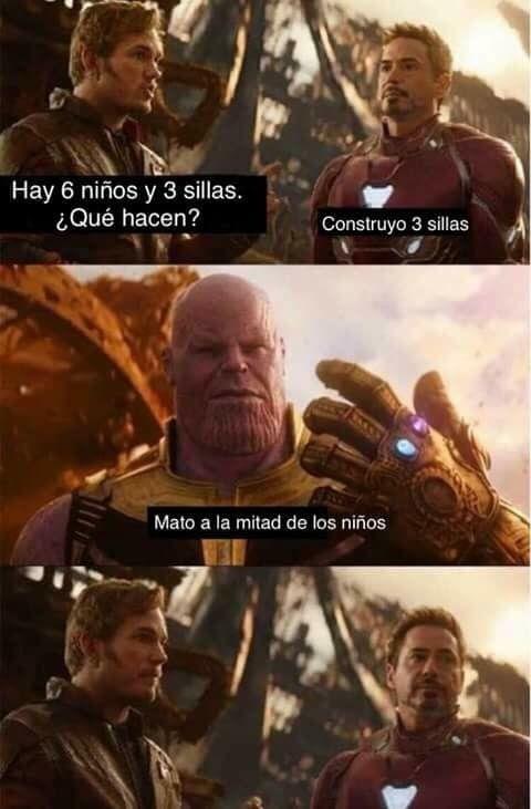 Pin de Luisa Amor en Marvel/DC | Memes de superhéroes ...