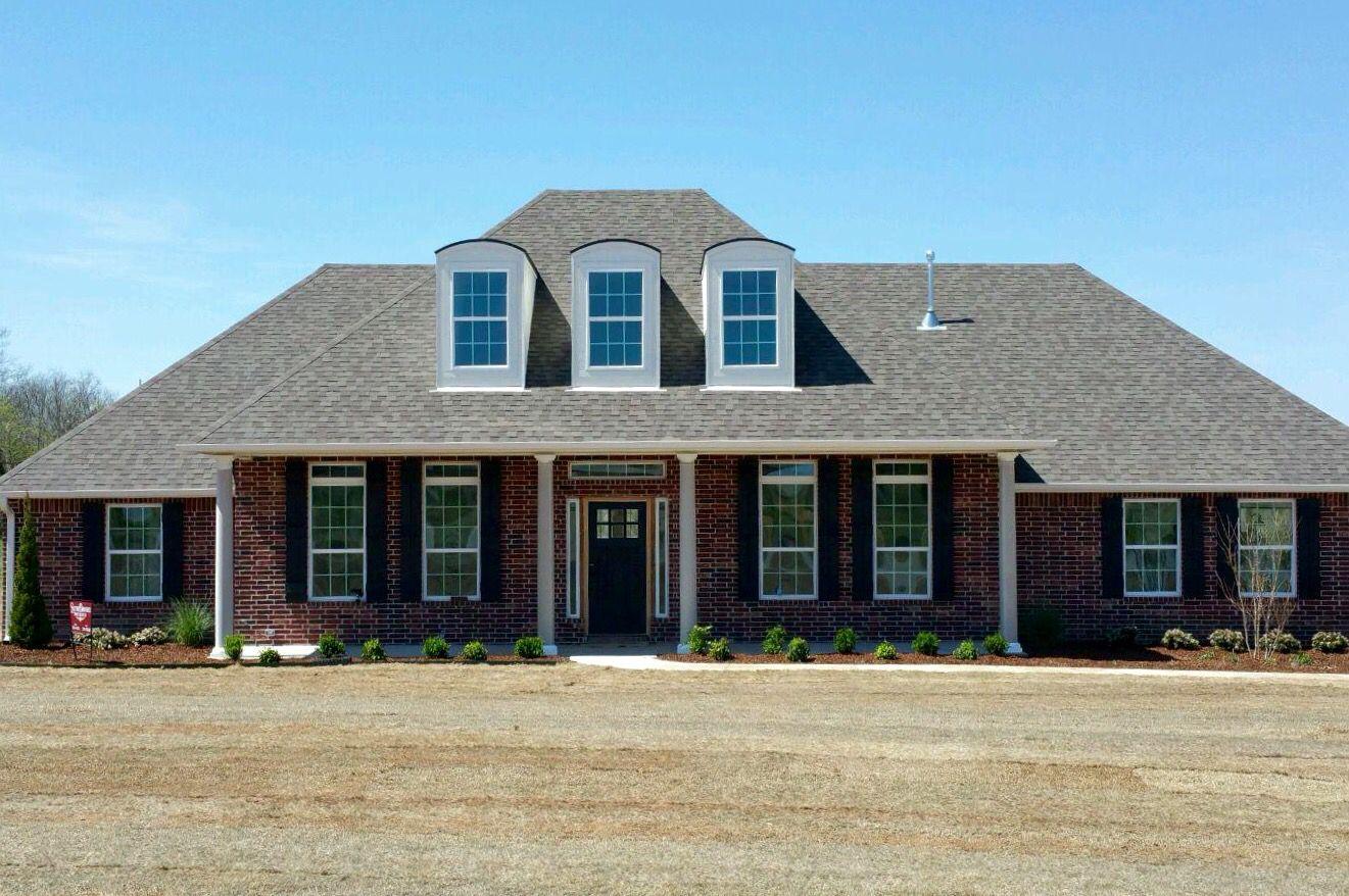 Southern House Plan.