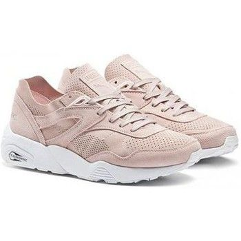 plus récent 322bc df078 Baskets mode Puma Baskets R698 Soft Rose Pink Dogwood ...