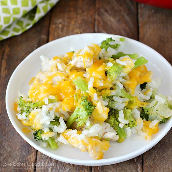 Cheesy Chicken Broccoli  Rice Skillet  Recipe  Cheesy -9160