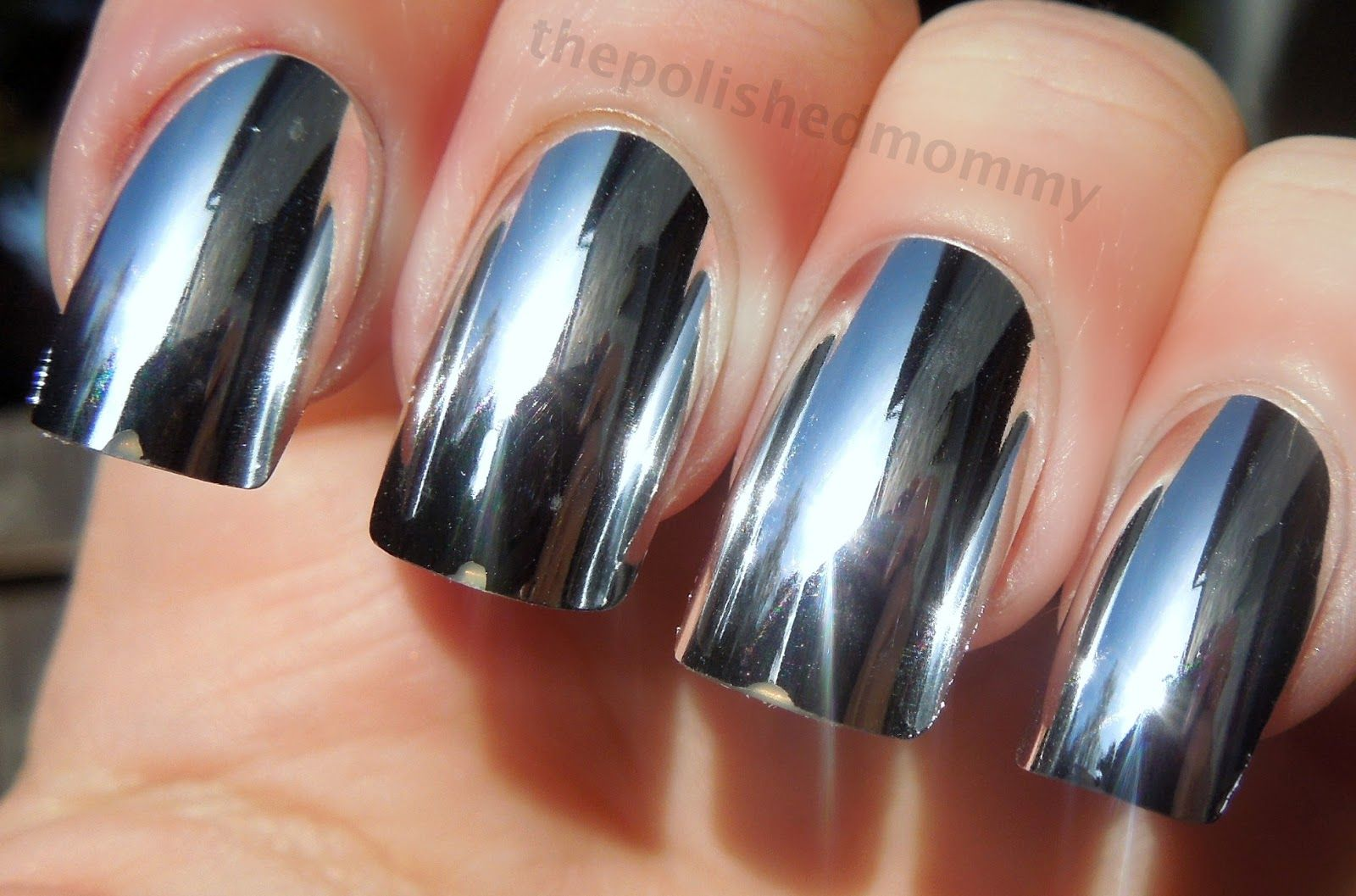 sephora mirror nail polish   Nails   Pinterest