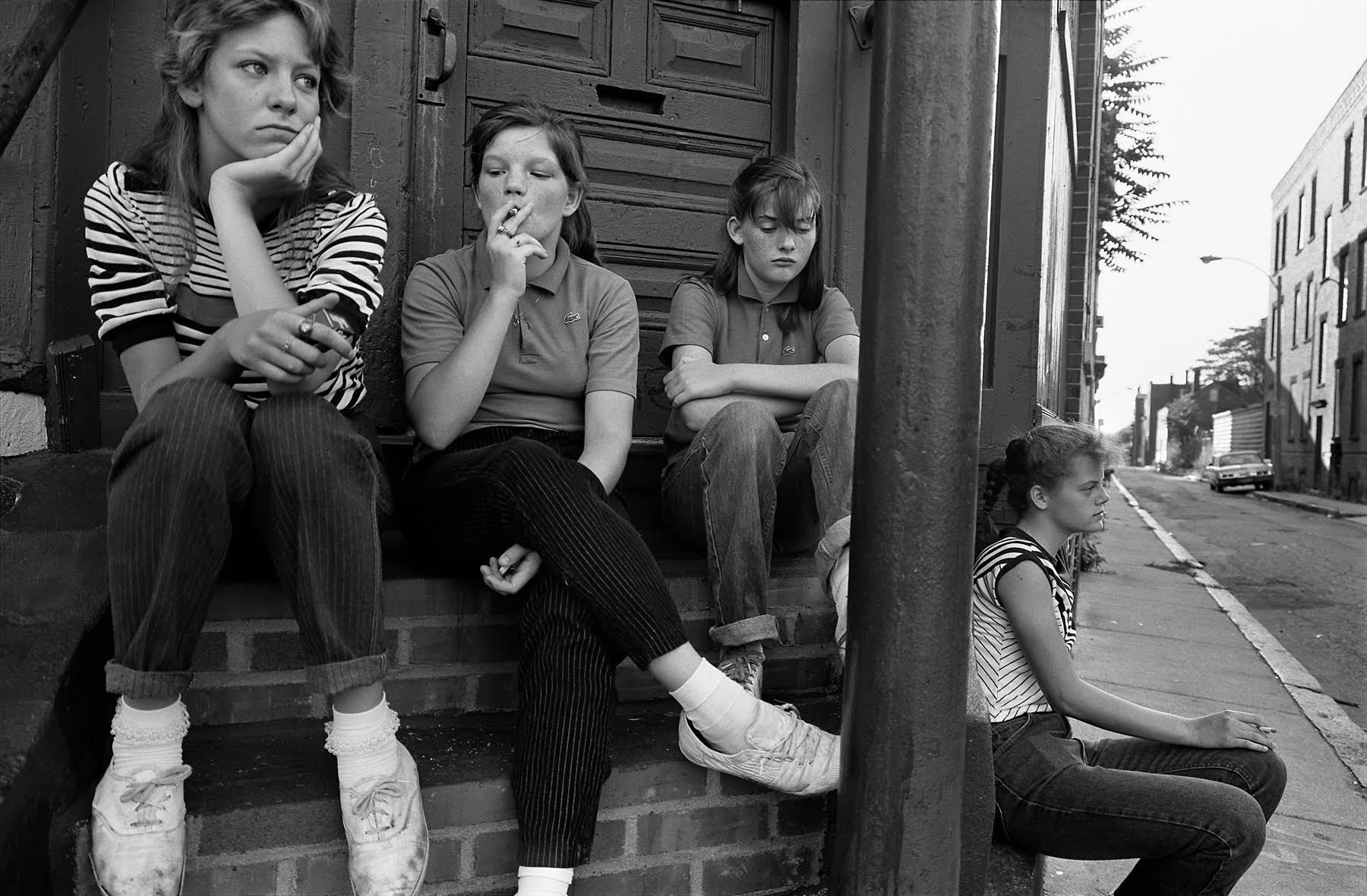boredom and teenage angst in 80s america | read | i-D