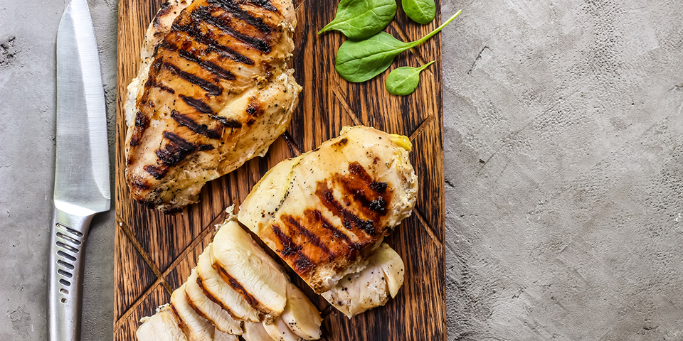 Grilled Chicken With Honeyed Apples Recipe The Beachbody Blog Recipe Recipes Grilled Chicken Recipes Grilled Chicken