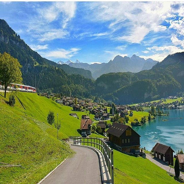 Lungern Switzerland Photo by ©sennarelaxFollow