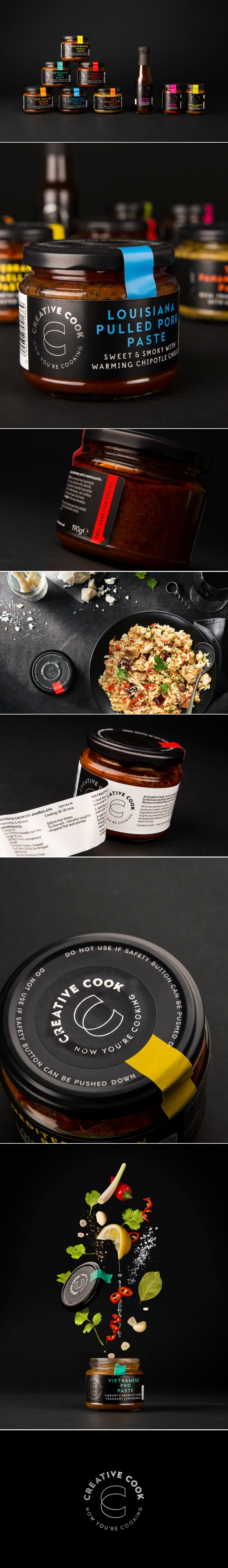 Get Creative In The Kitchen With Creative Cook's New Products — The Dieline | Packaging & Branding Design & Innovation News