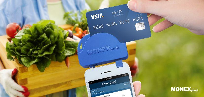 Comparing monexgroup mobile checkout to square credit card