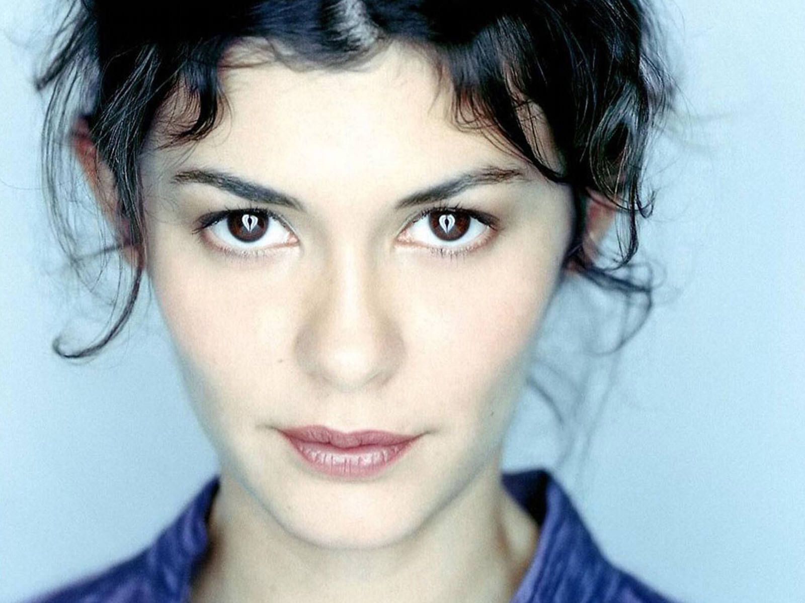 French Actress Audrey Tatou