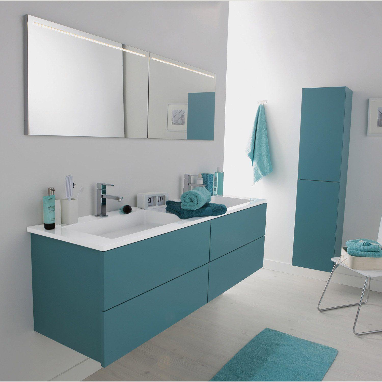 Salle De Bain Chocolat Turquoise meuble salle de bain turquoise galerie avec pose de meuble