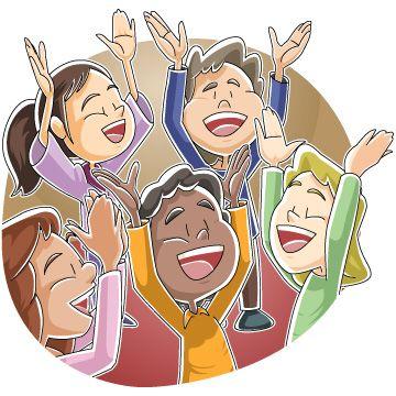 children singing and praising pri re pinterest child and clip art rh pinterest ie  children's singing clipart