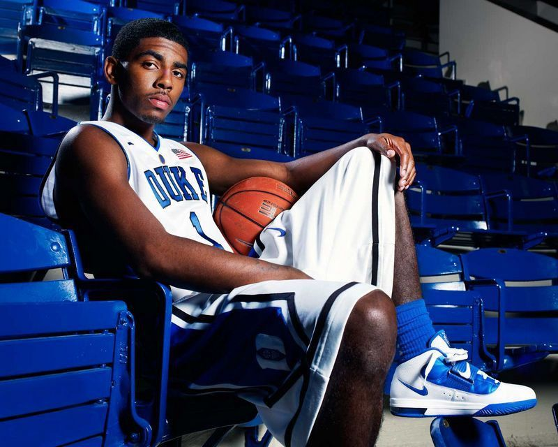 Kyrie Irving Duke Blue Devils Photo (Choose Size) by Game Day Treasures