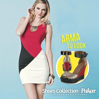 Arma tu look con Shoes Collection Pakar