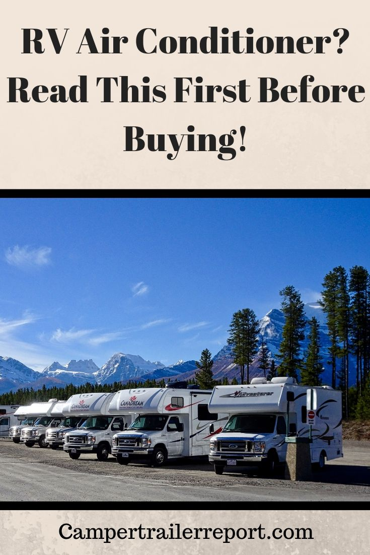 RV Air Conditioner? Read This First Before Buying! Rv