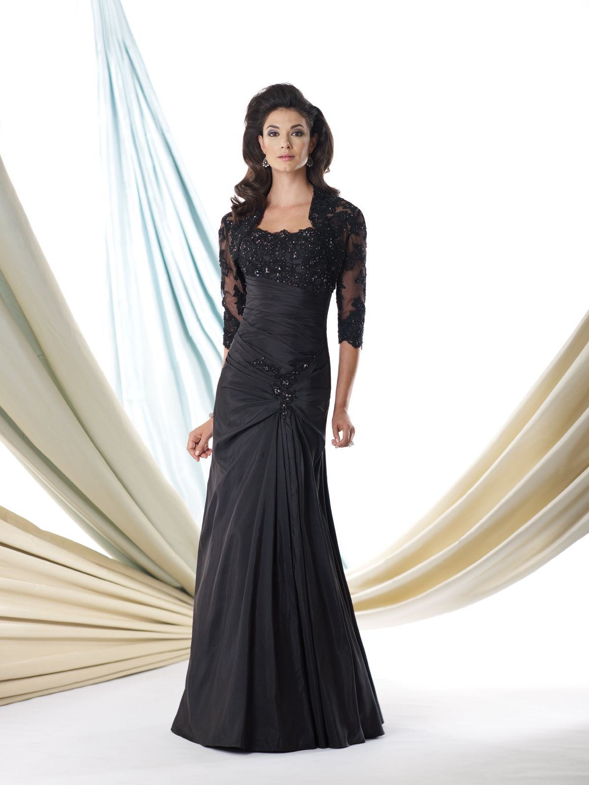 Sophisticated Mother of the Bride Dresses 2019 by Mon