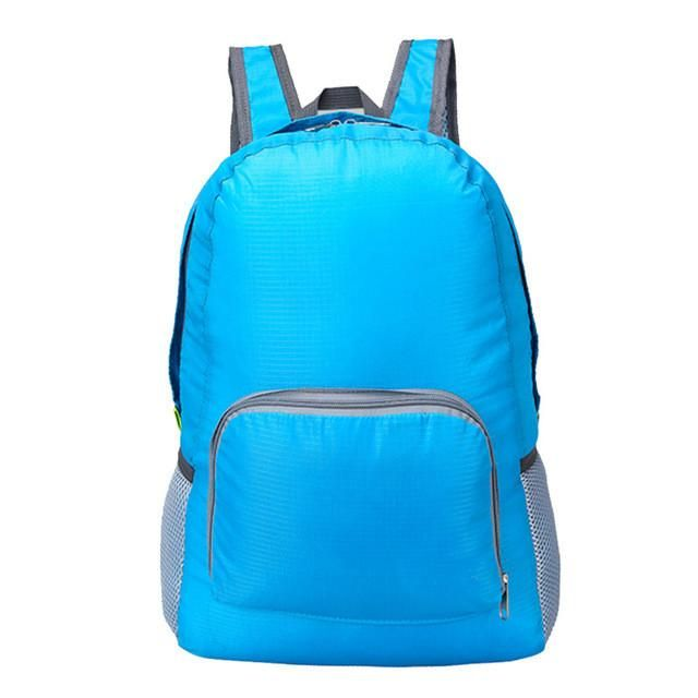1dc7f2203482 Extra Lightweight Foldable Waterproof Backpack 20L Travel Outdoor Sports  Camping Hiking Climbing unisex Bag-4 colors